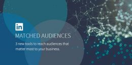 LinkedIn lanceert retargeting via Matched Audiences